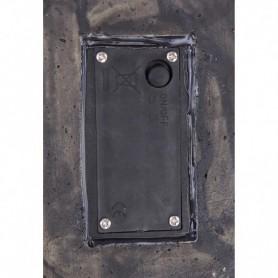 Bodové svietidlo povrchové EMITHOR 18085 - 1