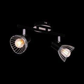Nočná lampa stolná Zuma Line MT9023-1S (BLACK) - 1