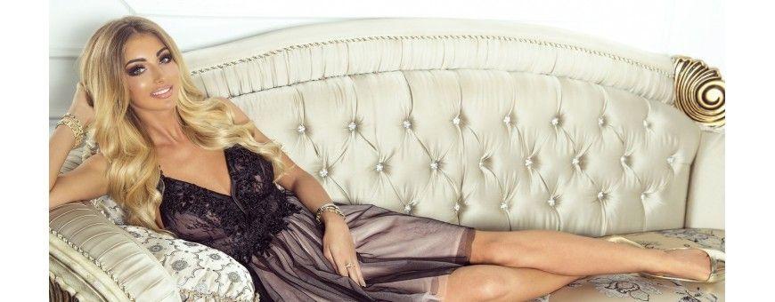 Spoločenské šaty na svadbu a stužkovú Moda Nina Fashion Michalovce